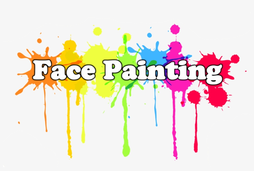 Face Painting Png - Face Painting Logo Png, transparent png #2041898