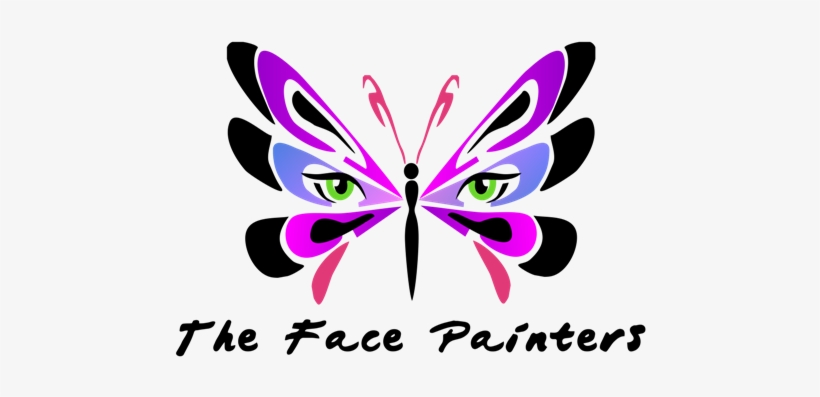 The Face Painters Of Knysna & Garden Route South Africa - Face Painting Logos, transparent png #2041942