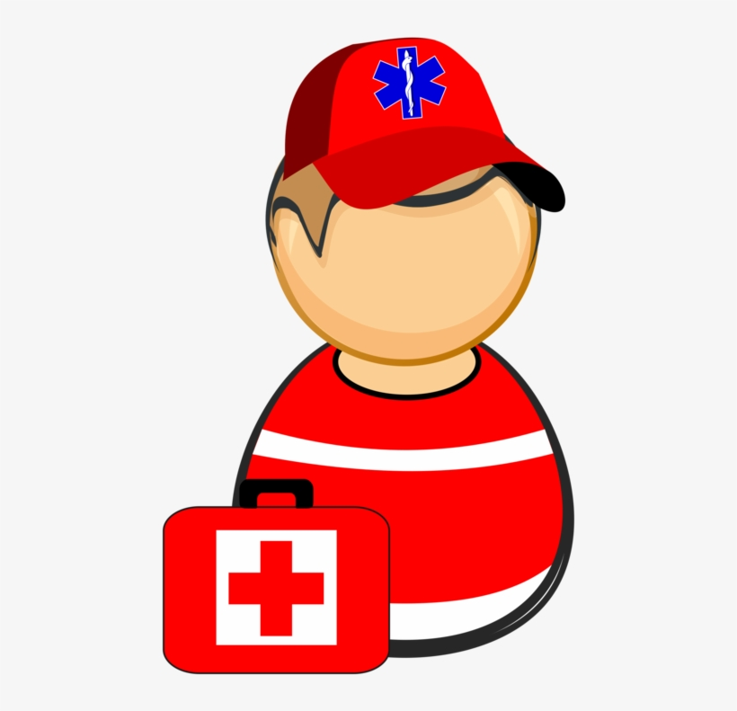 Certified First Responder Computer Icons First Aid - First Aider Clipart, transparent png #2043710