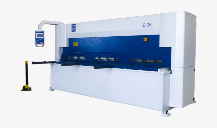 Mvd Ishear B Series Guillotine Shear - Machine Tool, transparent png #2044293