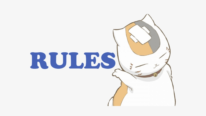 Banner Policy Rules Rules Anime Banner Free Transparent Png Download Pngkey