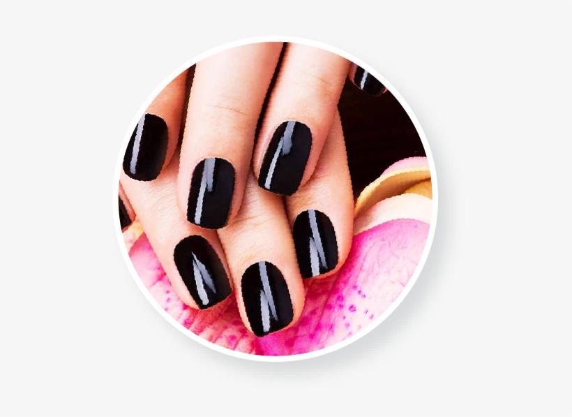 Nexgen Nails - Gel Nail Extensions Shapes, transparent png #2047560