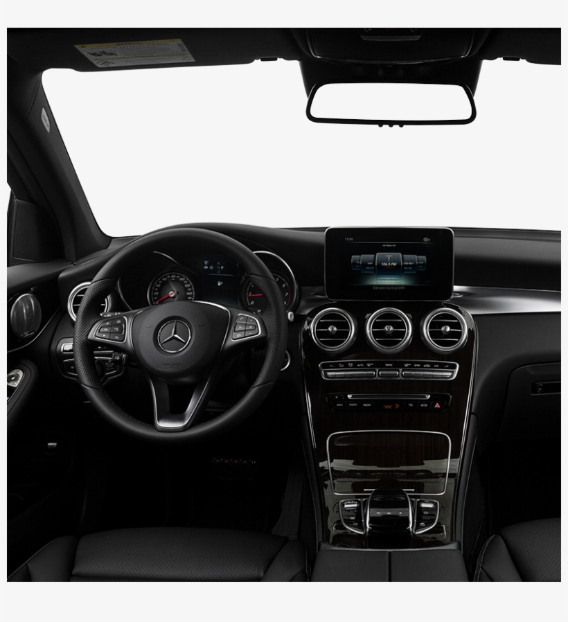 What's New On The 2017 Mercedes-benz Glc - Mercedes-benz C-class, transparent png #2052126
