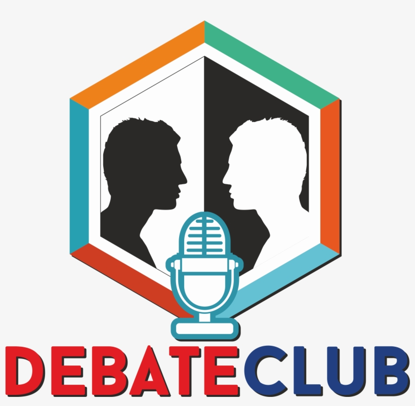 Clipart Library Library What Is Your Inner Hair Color - Logo For Debate Club, transparent png #2060378