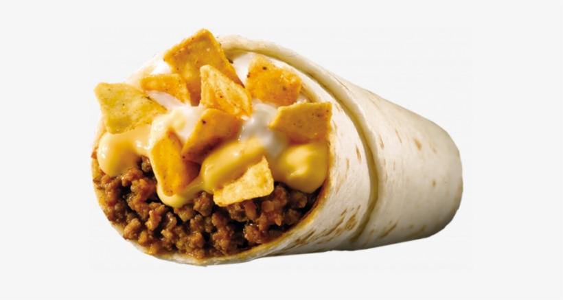 Lores Beefynachoburrito V1 - Taco Bell Beefy Nacho Burrito, transparent png #2061214
