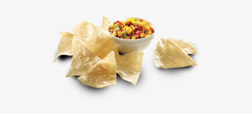 Courtesy Taco Bell - Chips And Salsa Taco Bell, transparent png #2061283