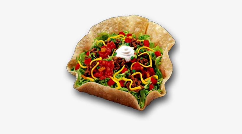 Productos - Taco Bell Taco Salad, transparent png #2061964