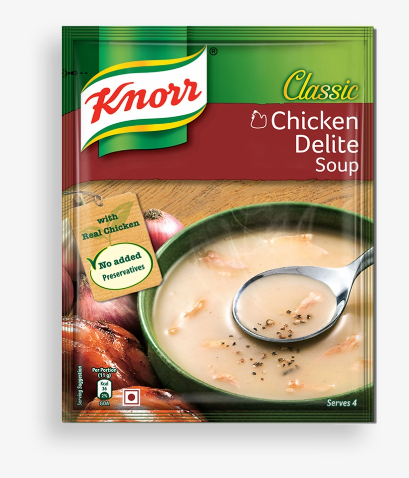 Knorr Chicken Soup, transparent png #2063954