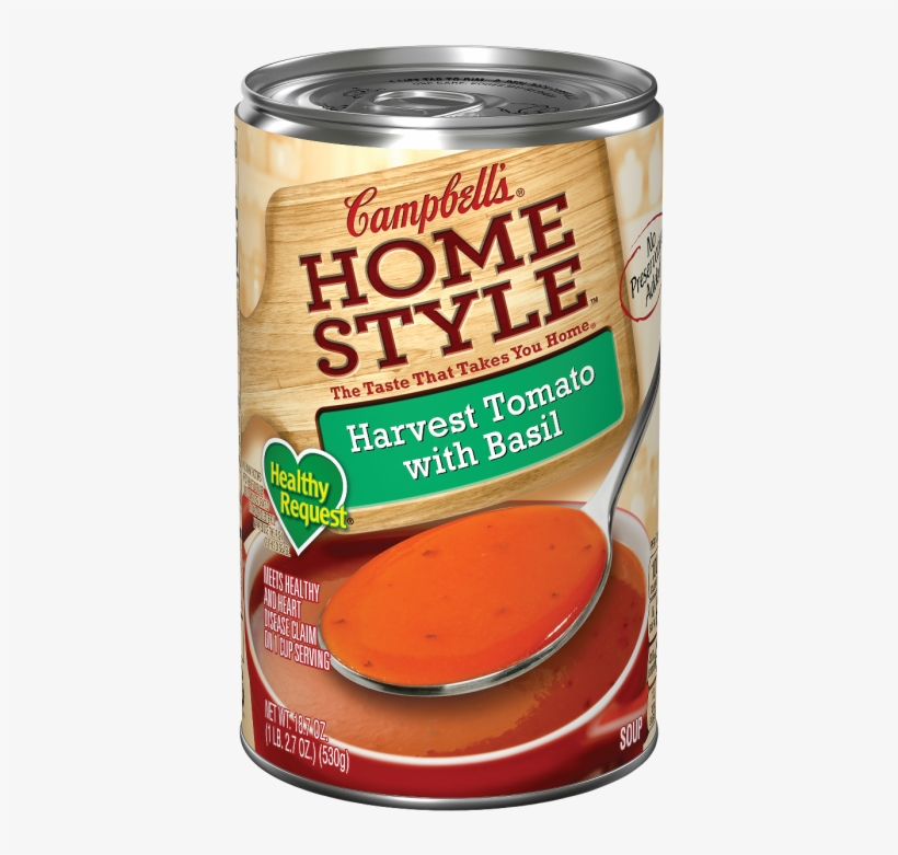 Campbell's Homestyle Chicken Noodle Soup, transparent png #2064080