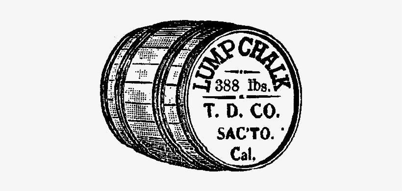Vintage Barrel Clip Art, transparent png #2066752