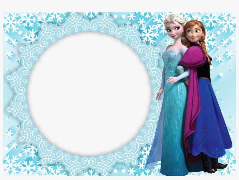 Artes Da Festa - Frozen Anna Y Elsa Png, transparent png #2067656
