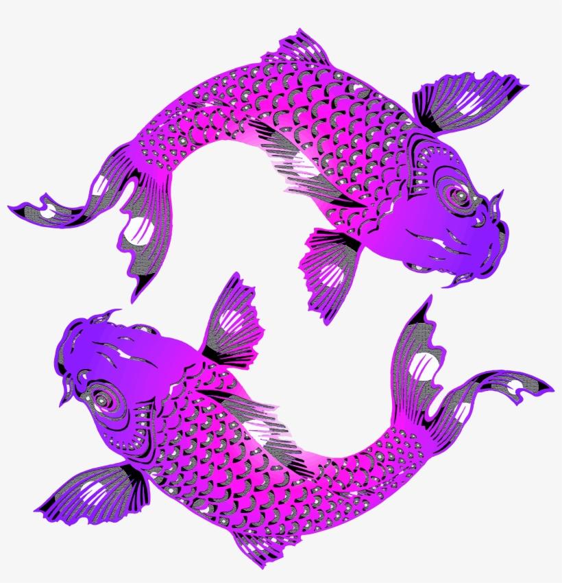 Koi Carp Fish Water Japanese Pond 1244816 - Gift Koi Fish, transparent png #2075132