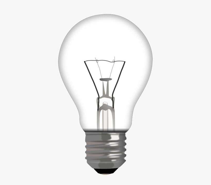 Black Icon Outline Globe Lamp White Cartoon