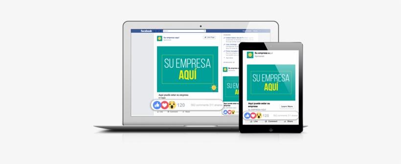 Publicidad En Facebook - Publicidad Facebook E Instagram, transparent png #2080827