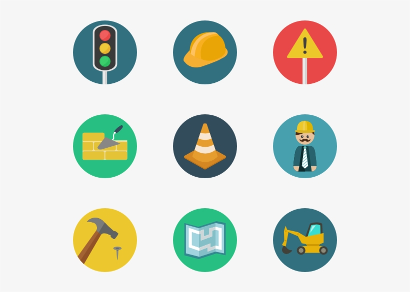 Construction 25 Icons - Home Appliances Icon Png, transparent png #2087394
