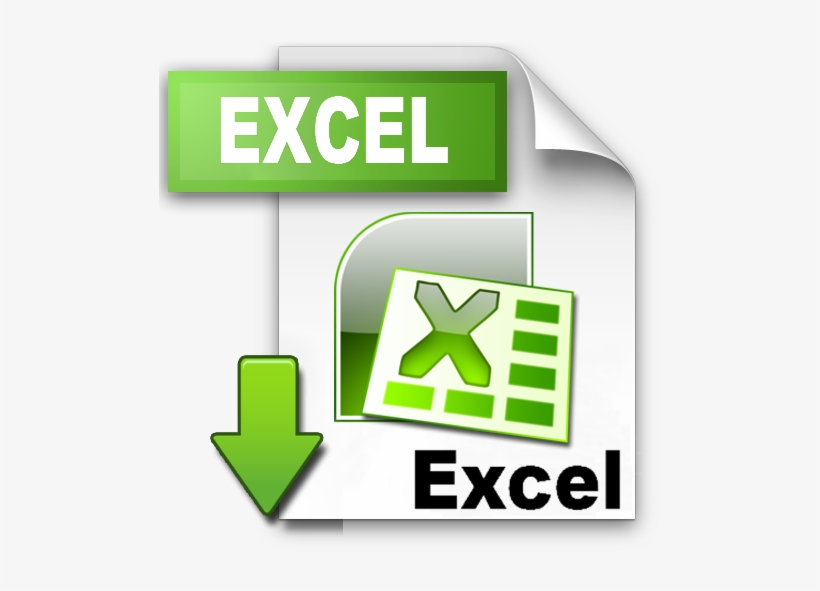 Excel File Icon Png Download - Download Excel Icon Png, transparent png #2088501