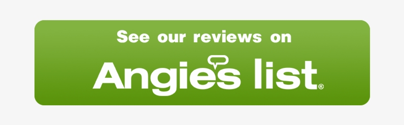 Angieslist Reviews Logo - See Our Reviews On Angie's List, transparent png #2089618