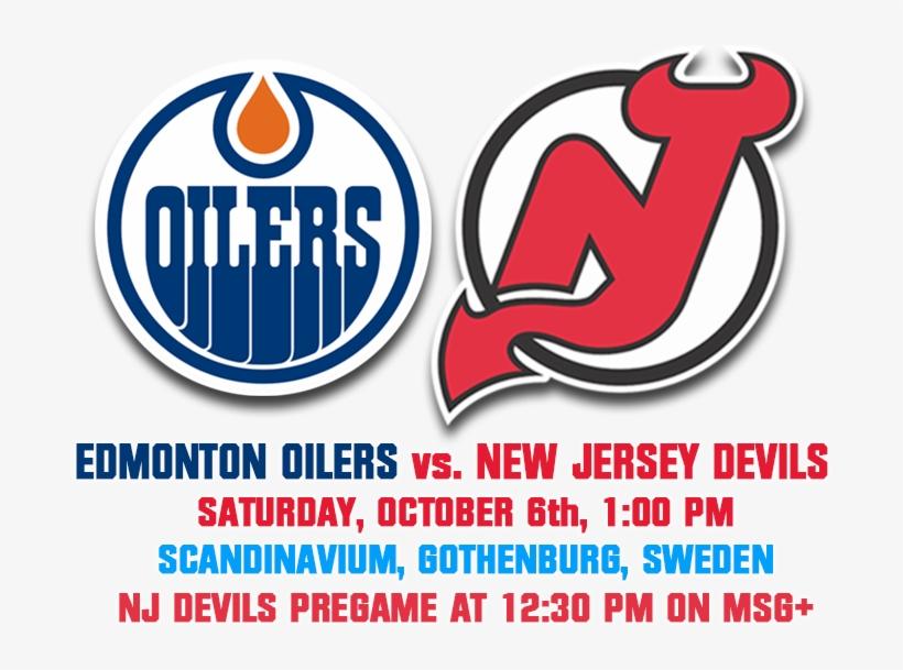 [ Img] - Clip Art Edmonton Oilers Logo, transparent png #2093510