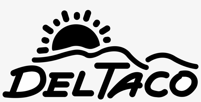 Brand New New Logo For Taco Bell By Lippincott And - Del Taco Logo Png, transparent png #2094028