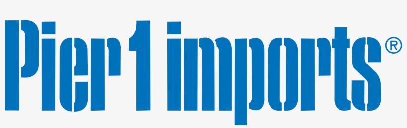 Pier 1 Imports Logo, transparent png #2094335