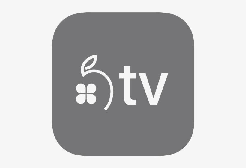 Apple Tv 4k - Svg Apple Tv Icon - Free Transparent PNG