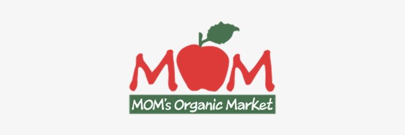 New Store News, 8/12/16 - Mom's Organic Market Logo, transparent png #2096136