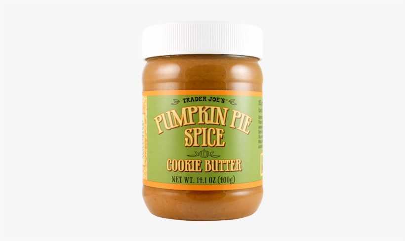 Trader Joe's Pumpkin Spice Cookie Butter, transparent png #2096526