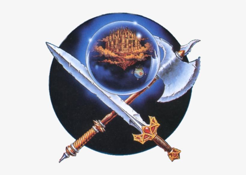 Final Fantasy Art Nes - Final Fantasy Box Arts, transparent png #2097306