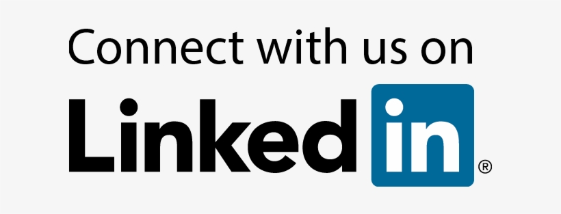 Connect With Us On Linkedin - Connect With Us On Linkedin Button, transparent png #210067