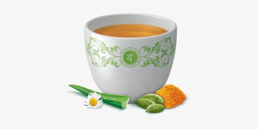 White Tea Aloe Vera - Yogi Tea Organic White Tea With Aloe Vera 17 Bags, transparent png #210610