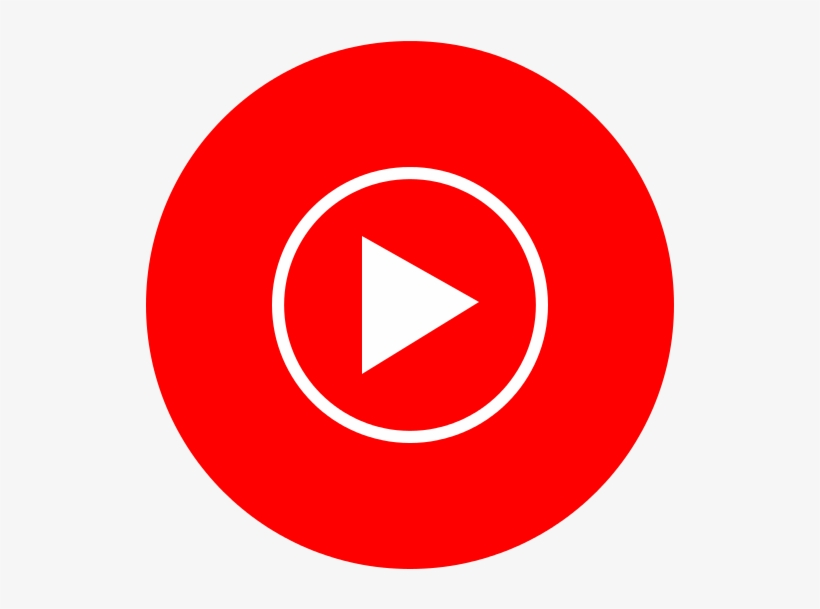 Jpg Transparent Library File Music Icon Logopedia Fandom - Youtube Music Icon, transparent png #211062
