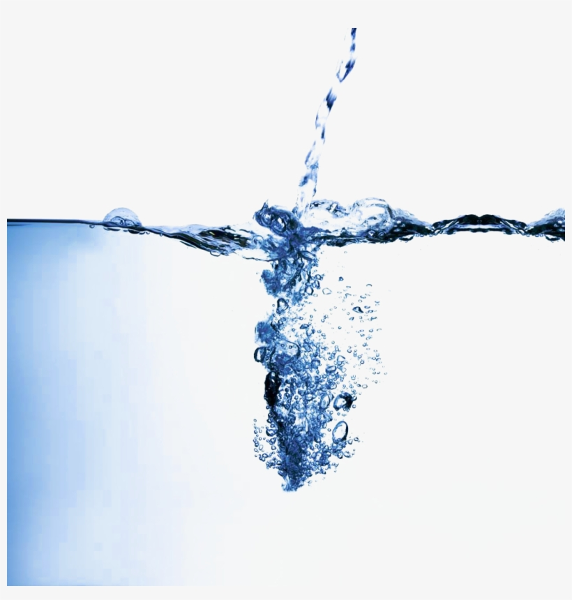Water Png Transparent - Water Pouring Splash Png, transparent png #211358