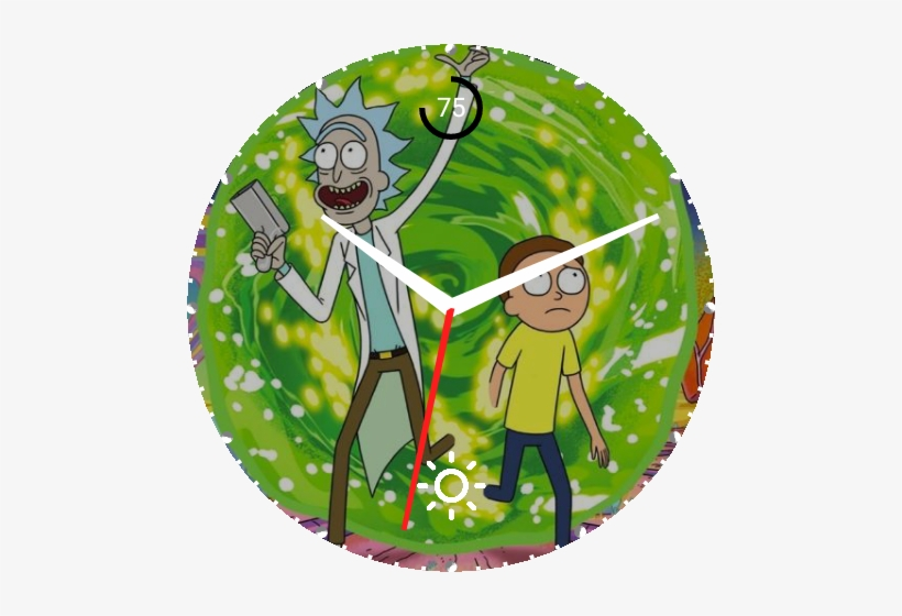Rick & Morty - Rick & Morty: The Complete First Season (blu-ray, transparent png #211954