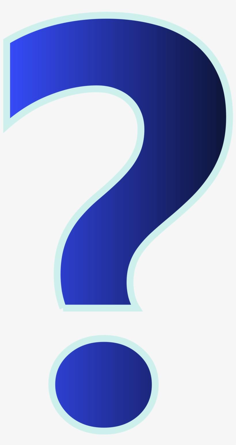 Clipart Question Mark - Question Mark, transparent png #212365