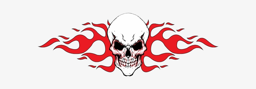 Tribal Skull Tattoos Png Picture - Tattoo Design Skull Png, transparent png #212711