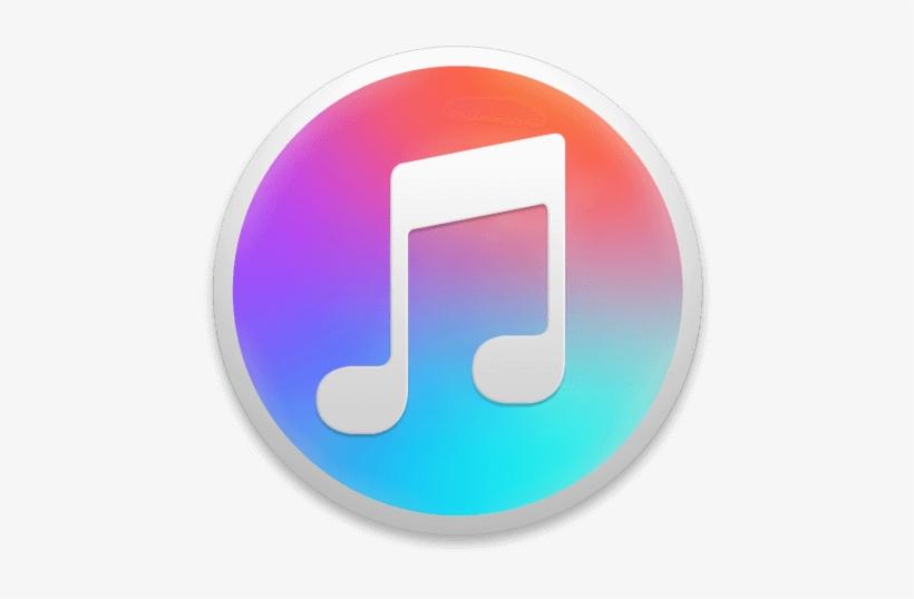 Apple Music Logo Transparent - Itunes Icon Png, transparent png #212756