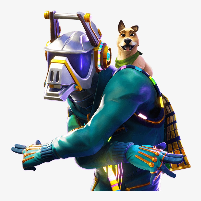 Season 6 Dj Yonder Transparent - Fortnite Season 6 Battle Pass, transparent png #214622
