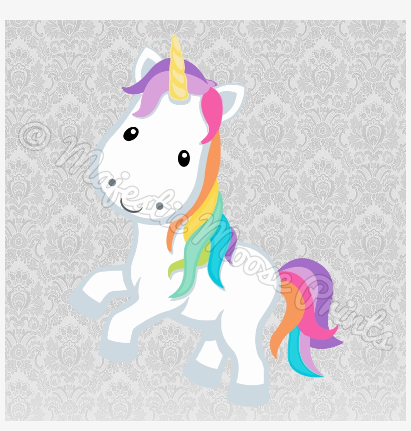 Unicorn Pictures To Print Free