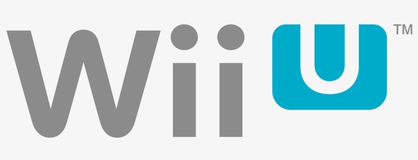 Nintendo Wii U Logo - Nintendo Wii U Logo Png, transparent png #215973