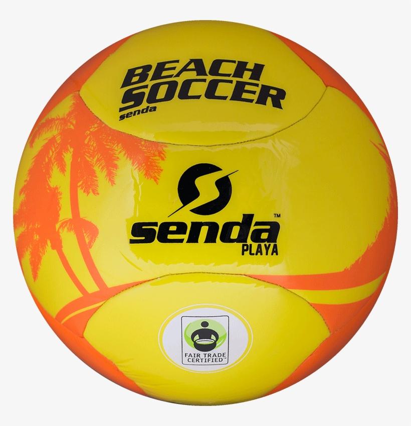 Senda Playa Beach Soccer Ball 4, transparent png #216834