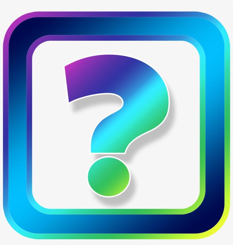 Icon Question Question Mark Symbols 1691334 - Question Mark Symbols, transparent png #217129