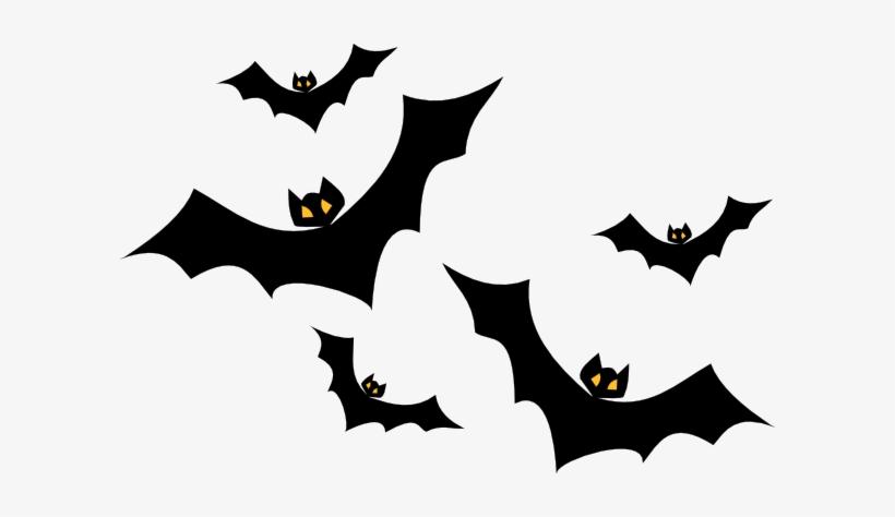 Vector Clipart Bat - Halloween Bat Png, transparent png #217199