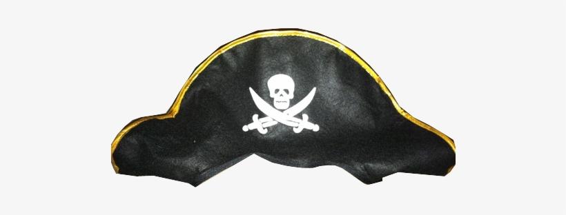 Kid Pirate Hat - Pirate Hat Transparent, transparent png #218687