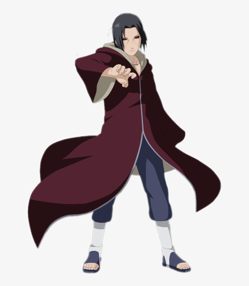 Unnamed - Naruto Shippuden Characters Itachi Uchiha, transparent png #2100179