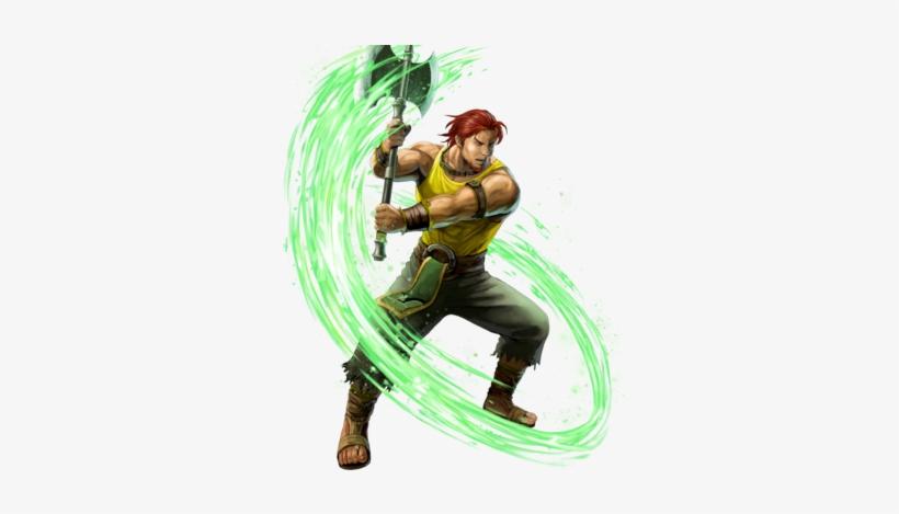 Dorcas Serene Warrior Btlface C - Dorcas Fire Emblem Heroes, transparent png #2103953