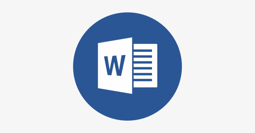 Imagen Microsoft Office 365 Word Logo Free Transparent Png