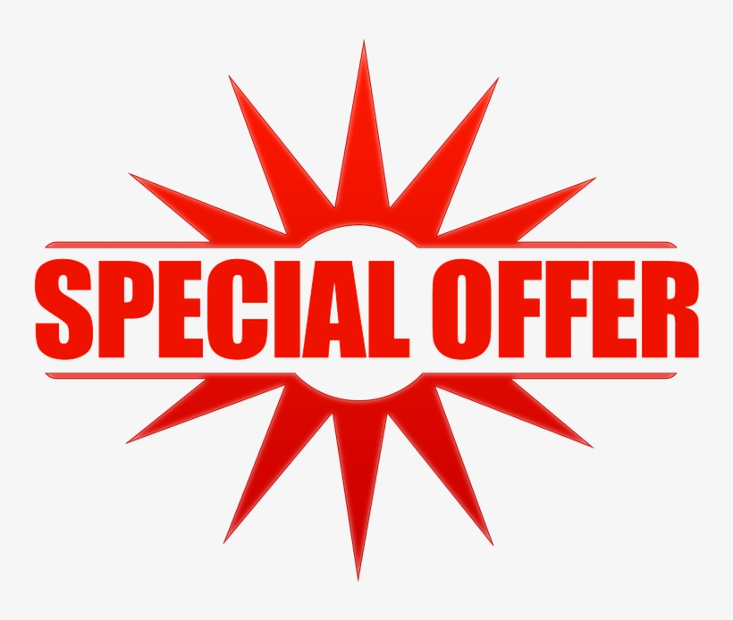 Bargain 453486 960 720 16 May 2018 - Special Offer, transparent png #2105589