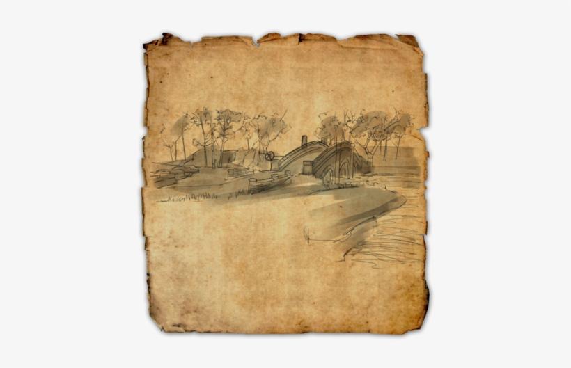 Click To Enlarge - Eso Clockwork City Treasure Map 1, transparent png #2106834
