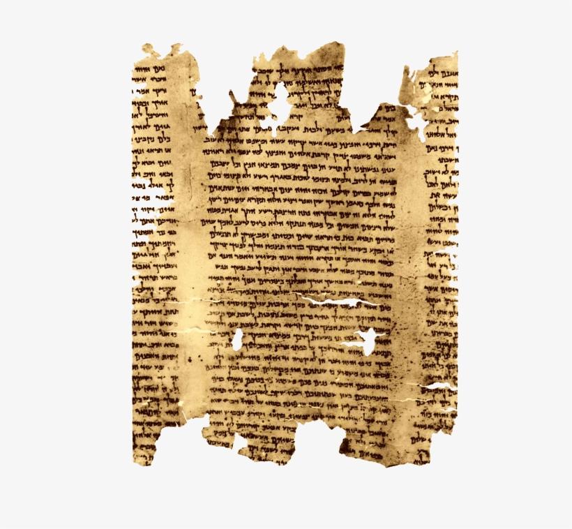 Dead Sea Scrolls - Bible 101--old Testament: Bible Study, transparent png #2107153