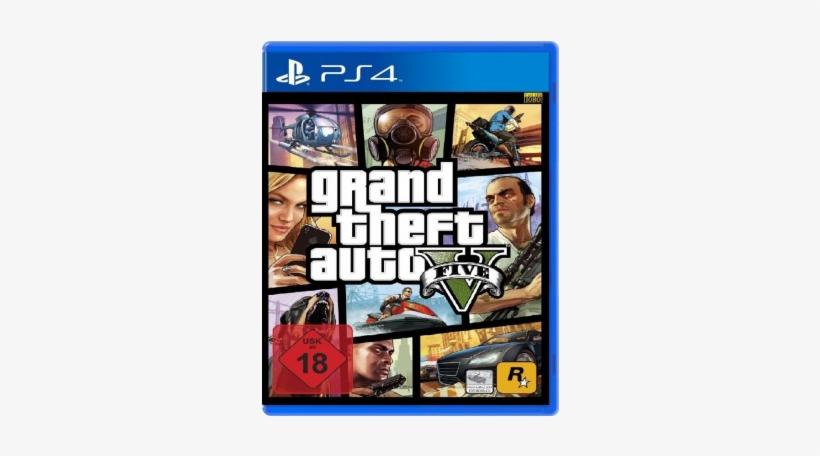 Ps4 Grand Theft Auto V - Gta 5 Play 4, transparent png #2107558